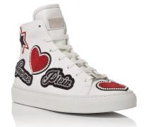 "Hi-Top Sneakers ""Tomphson"""