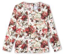 """shirt long sleeves """"secret garden"""""""