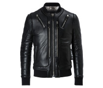 "Leather Bomber ""Sean"""