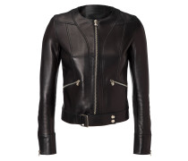 "leather jacket ""power power"""