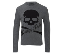 "Pullover Round Neck LS ""Desperate"""