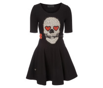 """Knit Day Dress """"Skull Twenty"""""""