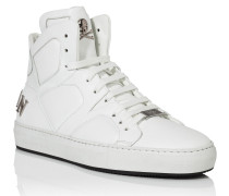 "Hi-Top Sneakers ""flight"""