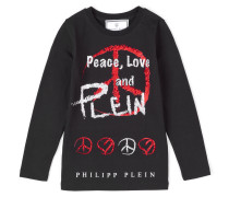 """t-shirt """"love and peace"""""""