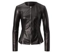 """leather jacket """"eleven madison"""""""