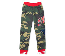 "Jogging Trousers ""Tiger girl P"""