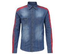 Denim Shirt Ls FASHION SHOW
