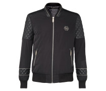 "Leather Jacket ""Elizar"""
