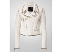 "leather jacket ""diagonal"""