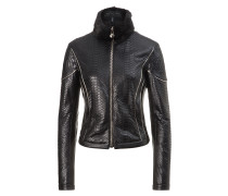 "leather jacket ""ziggy"""