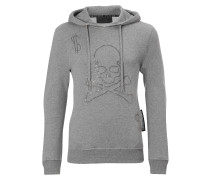 """Hoodie sweatshirt """"Life"""""""