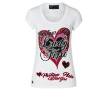 "T-shirt Round Neck SS ""Balinay Triangle"""