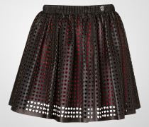 "leather skirt ""dinky"""