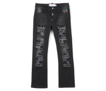 "jeans regular ""studs"""