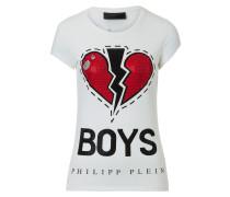 "T-shirt Round Neck SS ""Boys"""