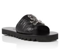 "Sandals Flat ""Jaromir"""
