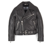 """leather jacket """"grown"""""""