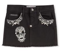 """Short Skirt """"Girly Skull"""""""