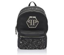 """Backpack """"Metal diamond backpack"""""""