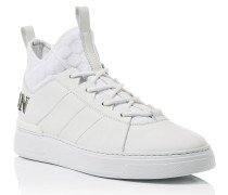 "Hi-Top Sneakers ""Cielo"""
