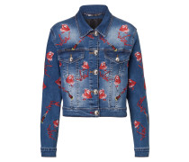 "Denim Jacket ""Pawsonaster"""
