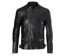 "leather jacket ""alexander"""