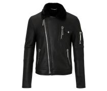 """leather jacket """"supremacy"""""""