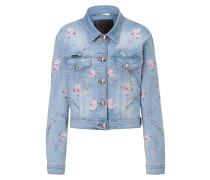 "Denim Jacket ""Pycnopodia"""