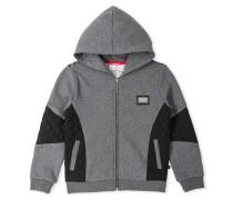 "Hoodie Sweatjacket ""Red Mount"""