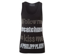 "Tank top ""Follow me"""