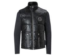"Leather Jacket ""Move"""