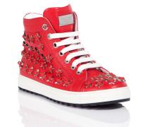 """Hi-Top Sneakers """"Bee"""""""
