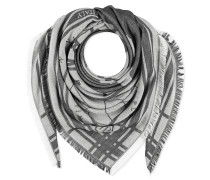 "Square Scarf ""kurt"""