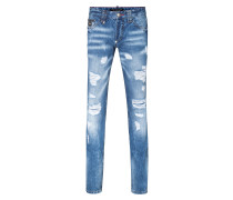 "straight cut denim ""desire"""