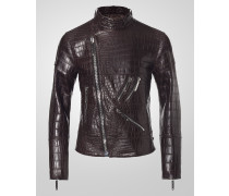 """leather jacket """"hall of fame"""""""