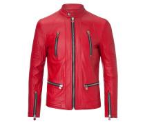 """leather jacket """"mark"""""""