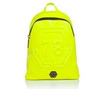 """small backpack """"neon shield"""""""