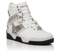 "high sneaker ""punk stars"""