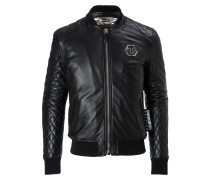 "Leather Bomber ""Major"""