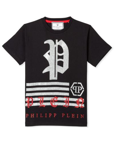 "T-shirt Round Neck SS ""Deep Lake"""