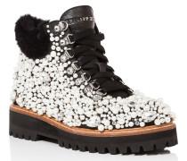 "Boots Low Flat ""jorgy"""