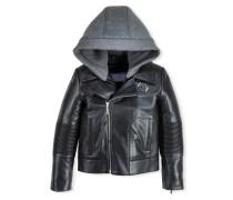 """Leather Jacket """"True John"""""""