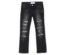 "Denim Trousers ""Silver King"""