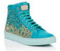 """Hi-Top Sneakers """"Columbia"""""""