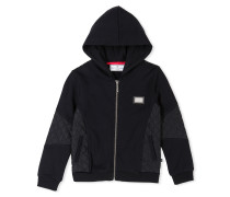 "Hoodie Sweatjacket ""Red Mount"""