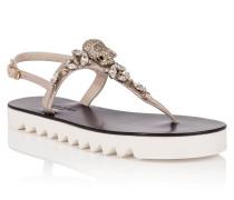 "Sandals Flat ""Jolie"""