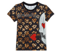 "T-shirt Round Neck SS ""Honey Face"""