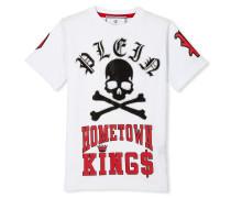 "T-shirt Round Neck SS ""Deep Skull"""