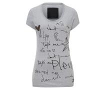 "t-shirt ""kiss me"""