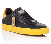 "low sneakers ""optical"""